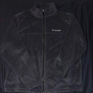 black Columbia jacket !!